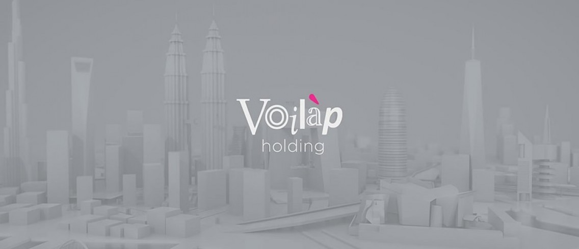 Nasce Voilàp holding